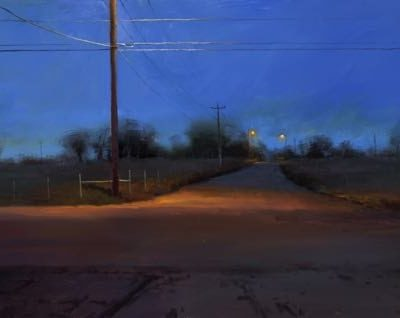 Rural Lights III - 1